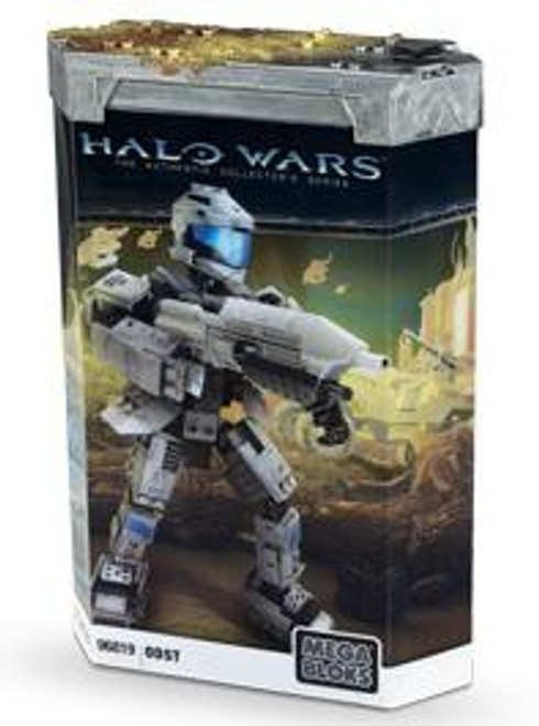 Mega Bloks Halo The Authentic Collector's Series ODST Set #96819