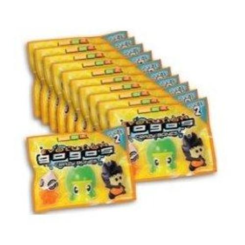 Crazy Bones Gogo's Series 2 Evolution Lot of 10 Booster Packs