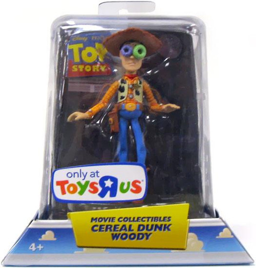 Toy Story Movie Collectibles Woody Exclusive Action Figure [Cereal Dunk]