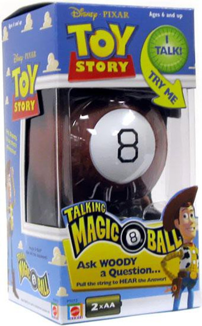 Toy Story Talking Magic 8 Ball