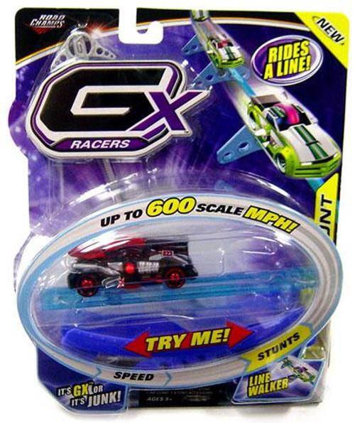 GX Racers Stunts Series 3 Road Rage Plastic Car [Line Walker Gyro]