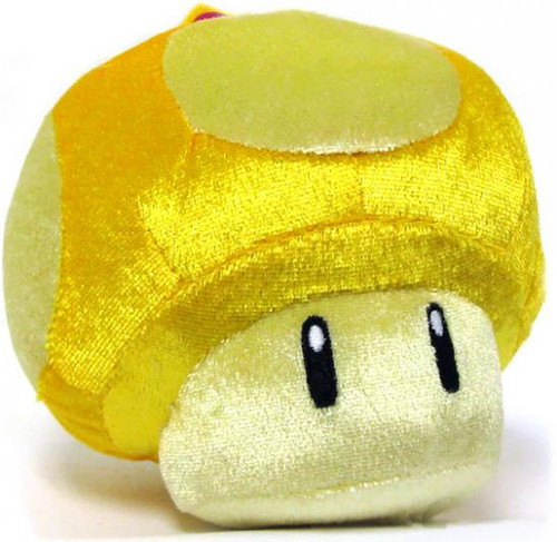 Super Mario Mario Kart Wii Volume 2 King Shroom Plush