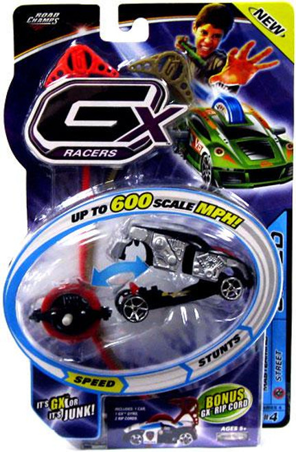 GX Racers Speed Series 4 Mastermind Plastic Car [Street Gyro]