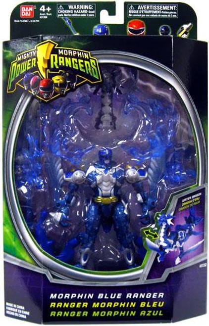 Power Rangers Mighty Morphin Morphin Blue Ranger Action Figure
