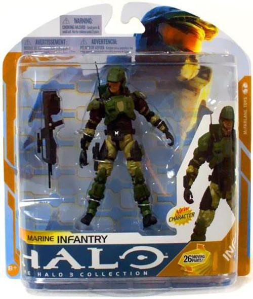 McFarlane Toys Halo 3 Series 8 Marine Infantry Action Figure