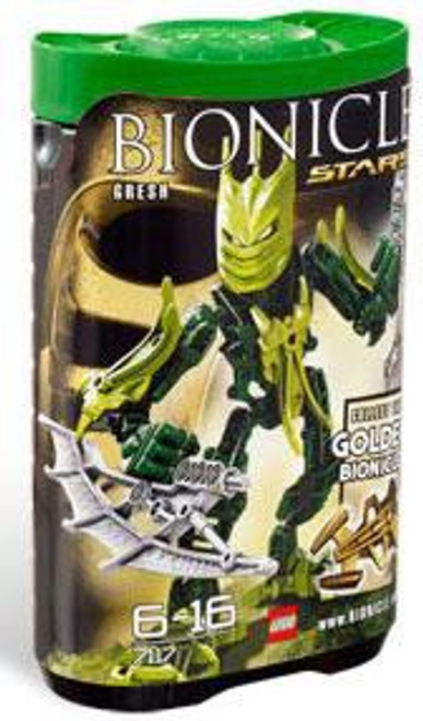 LEGO Bionicle Stars Gresh Set #7117
