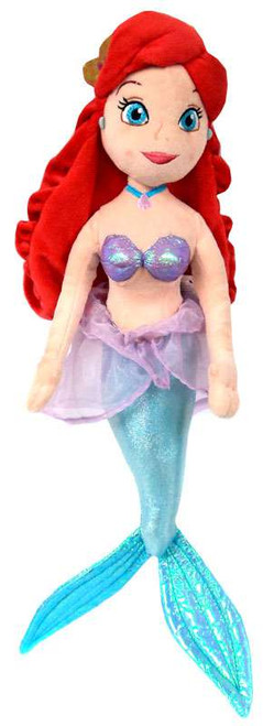 Disney Princess The Little Mermaid Ariel 20-Inch Plush Doll