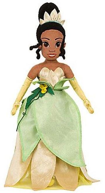 Disney The Princess and the Frog Tiana 22-Inch Plush Figure [Random Dress Style]