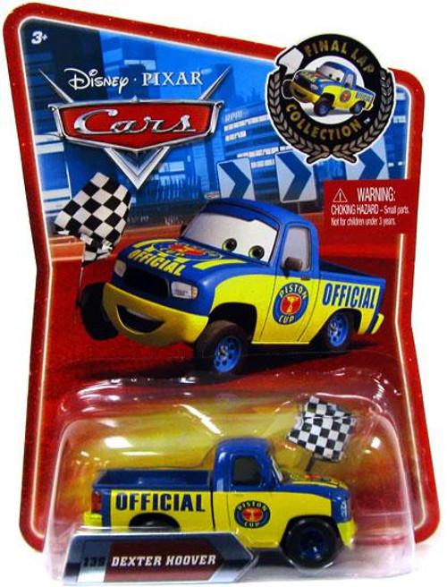 Disney Cars Final Lap Collection Dexter Hoover Exclusive Diecast Car