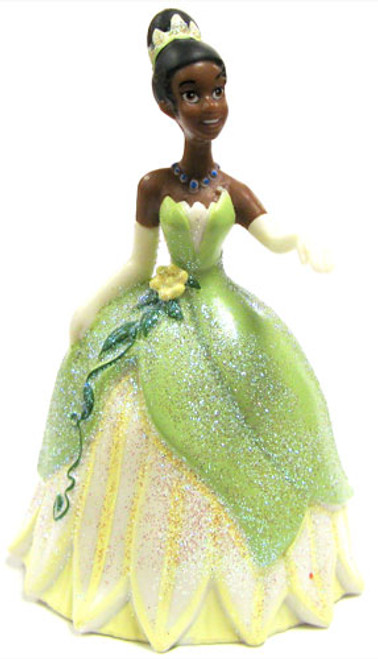Disney The Princess and the Frog Princess Tiana Exclusive 2.5-Inch PVC Figure [Wedding Dress]