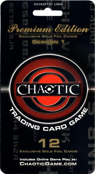 Chaotic Premium Edition Season 1 Blister Pack