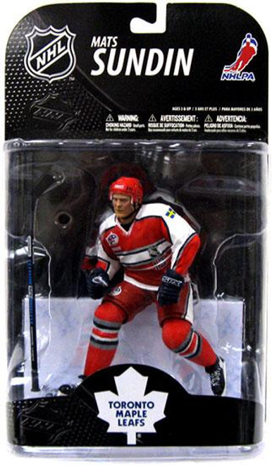 McFarlane Toys NHL Sports Picks Exclusive Mats Sundin Exclusive Action Figure [All Star Game Jersey Variant]
