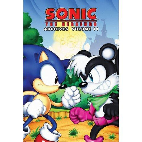 Sonic The Hedgehog Archives Volume 11 Trade Paperback