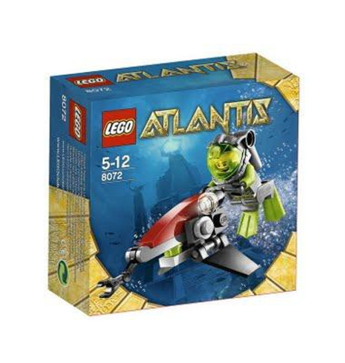 LEGO Atlantis Sea Jet Set #8072