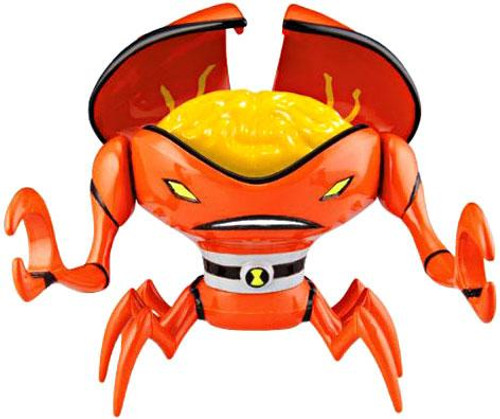 Ben 10 Alien Force Brain Storm Action Figure [Defender]