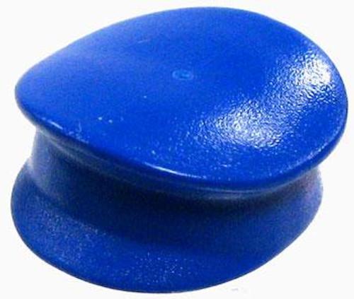 LEGO Minifigure Parts Blue Police Cap [Loose]