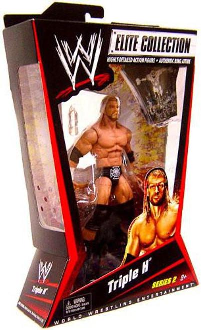 WWE Wrestling Elite Series 2 Triple H Action Figure