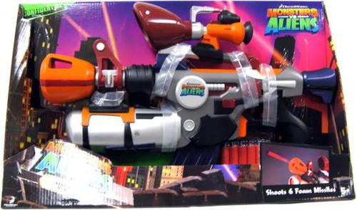 Monsters vs. Aliens Foam Dart Blaster Roleplay Toy