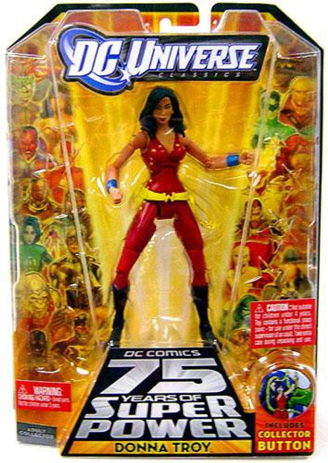 DC Universe 75 Years of Super Power Classics Donna Troy Action Figure