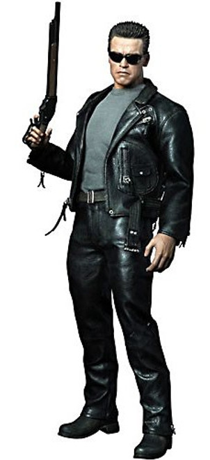 The Terminator Terminator 2 Judgment Day T-800 1/6 Collectible Figure