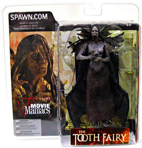 McFarlane Toys Movie Maniacs Series 5 The Tooth Fairy Action Figure [Bloody]