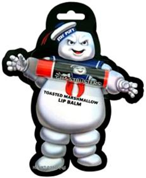 Ghostbusters Stay Puft Marshmallow Lip Balm