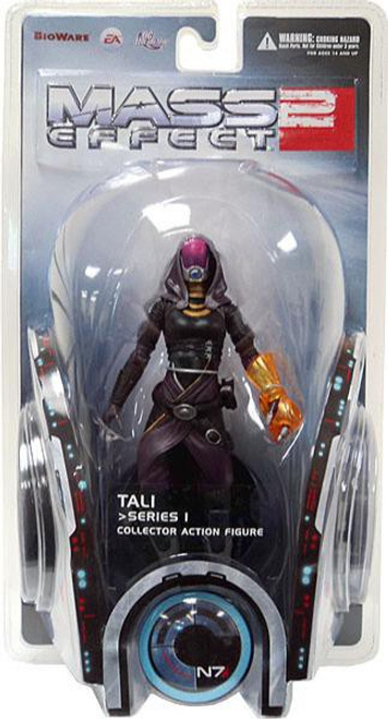 Mass Effect 2 Series 1 Tali Action Figure