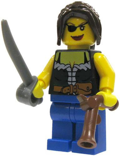 LEGO Pirates Loose Pirate Wench Minifigure [Loose]