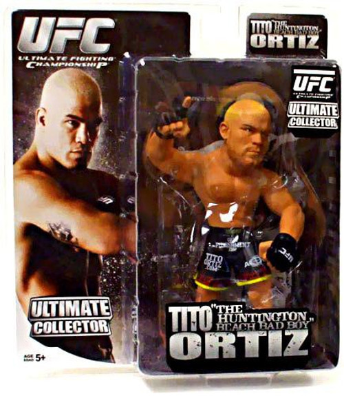 UFC Ultimate Collector Series 2 Tito Ortiz Action Figure [The Huntington Beach Bad Boy]