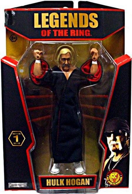 TNA Wrestling Legends of the Ring Series 1 Hulk Hogan Action Figure [NWA]
