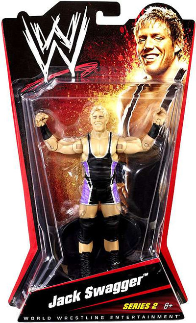 WWE Wrestling Series 2 Jack Swagger Action Figure