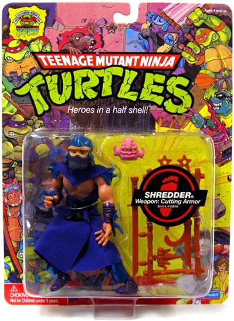 Teenage Mutant Ninja Turtles 1987 25th Anniversary Shredder Action Figure