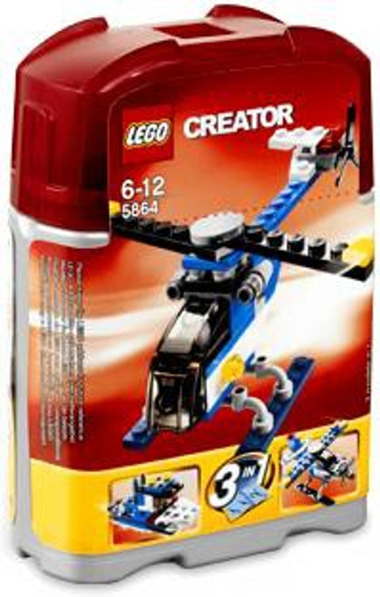 LEGO Creator Mini Helicopter Set #5864