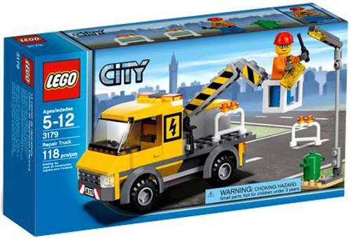 LEGO City Repair Truck Set #3179