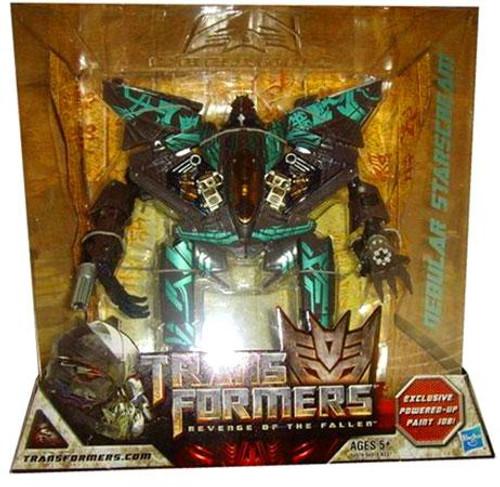 Transformers Revenge of the Fallen Nebular Starscream Exclusive Action Figure