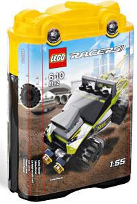 LEGO Racers Tiny Turbos Lime Racer Set #8192