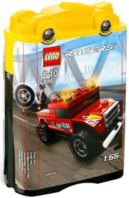 LEGO Racers Tiny Turbos Turbo Tow Set #8195
