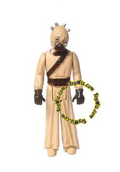 Star Wars A New Hope Vintage 1977 Tusken Raider Action Figure [Filled Cheek, Loose Complete C-9]