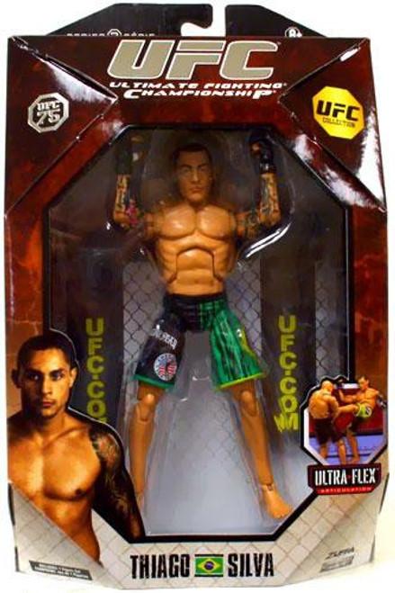 UFC Collection Series 3 Thiago Silva Action Figure [UFC 75]