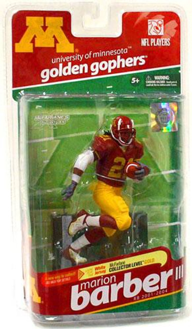 McFarlane Toys NCAA College Football Sports Picks Series 2 Marion Barber Action Figure