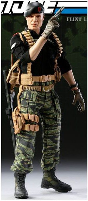 GI Joe Flint 1/6 Collectible Figure
