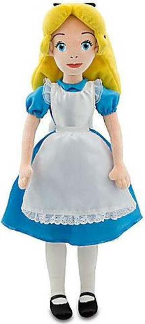 Disney Alice in Wonderland Alice Exclusive 22-Inch Plush Figure