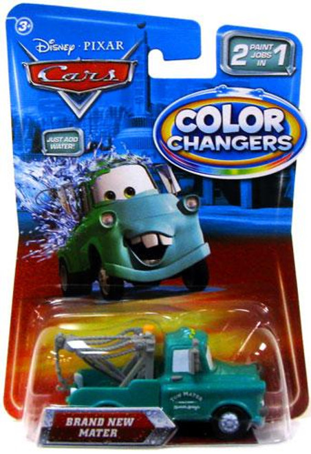 Disney Cars Color Changers Brand New Mater Diecast Car