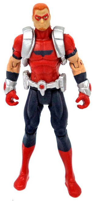 DC Infinite Heroes Mallah's Revenge Arsenal Action Figure [Loose]