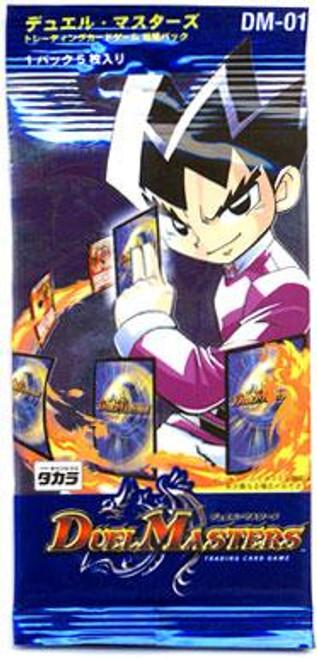 Duel Masters Japanese Card Game Base Set Booster Pack DM-01 [Japanese]