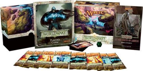 MtG Worldwake Fat Pack [Sealed]