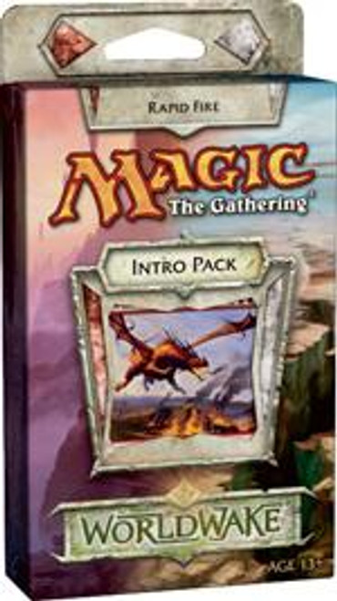 MtG Worldwake Rapid Fire Intro Pack [Sealed]