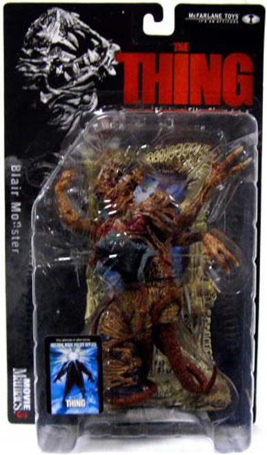 McFarlane Toys The Thing Movie Maniacs Series 3 Blair Monster Action Figure