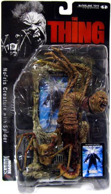 McFarlane Toys The Thing Movie Maniacs Series 3 Norris Creature Action Figure