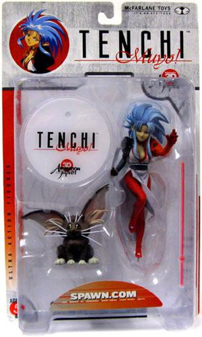 McFarlane Toys Anime Tenchi Muyo! 3D Animation From Japan Series 1 Ryoko Action Figure
